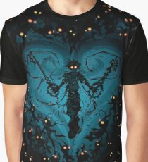 Kingdom Hearts - Feel the Darkness Graphic T-Shirt