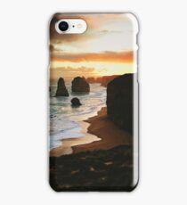 twelve apostles in australia iPhone Case/Skin