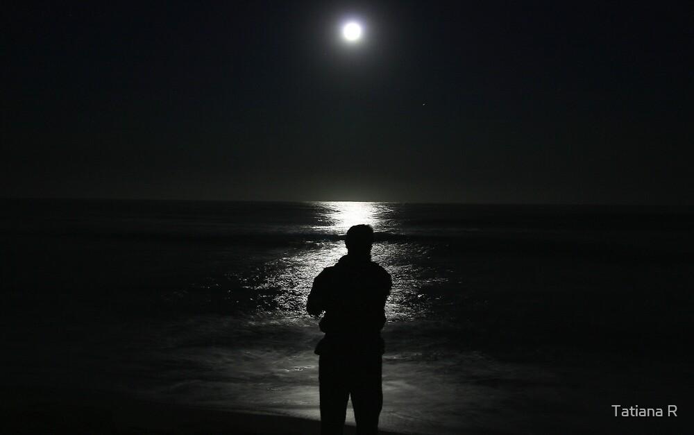 Full Moon by Tatiana R