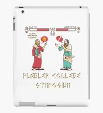 Flagler College Symposium iPad Case/Skin