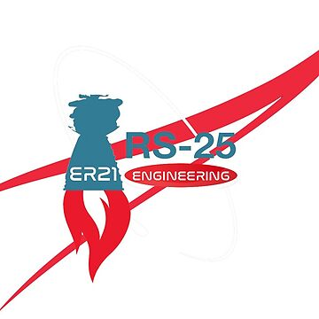 RS25 Engineering Logo by Susealycone