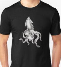 Squid and Hourglass Unisex T-Shirt