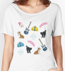 Dirk Gently's Holistic Detective Agency Women's Relaxed Fit T-Shirt