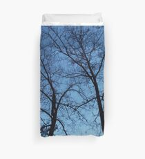 Georgia Trees Duvet Cover
