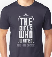 The Girls Who Waited T-Shirt