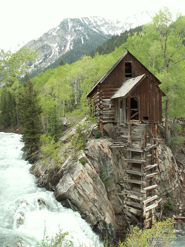 Crystal Mill by WWithington