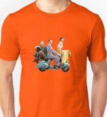 Posterized Roman Holiday Unisex T-Shirt