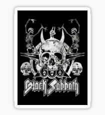 Vintage- Heavy Metal Sticker