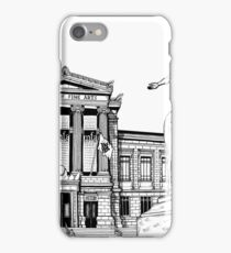 Museum of Fine Arts-Boston Drawing iPhone Case/Skin