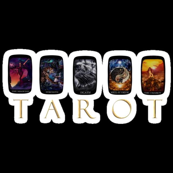 TAROT by Lisa  Weber