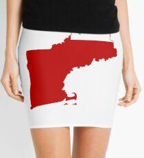 New England Flag Mini Skirt