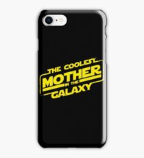 Star Wars - Coolest Mother in the Galaxy iPhone Case/Skin