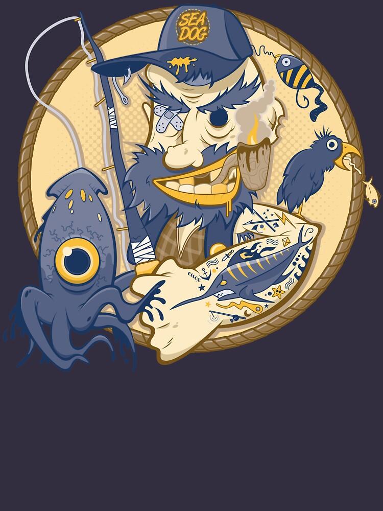 Sea Dog   Unisex T-Shirt