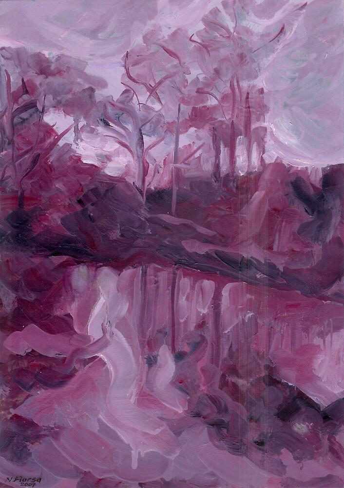 Landscape 23 by Nurhilal Harsa