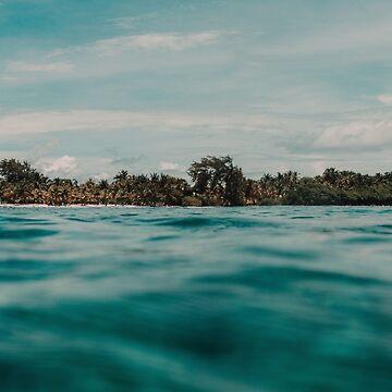 Shipwrecked Ocean Blues by adventurlings