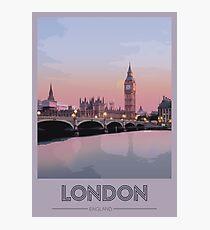 London Fotodruck