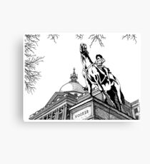 State House - Boston, MA Canvas Print