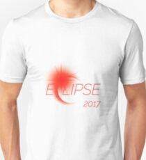 08/21/17 USA Eclipse Totality Tees Unisex T-Shirt