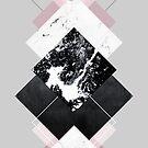 Geometric Textures 7 by Mareike Böhmer