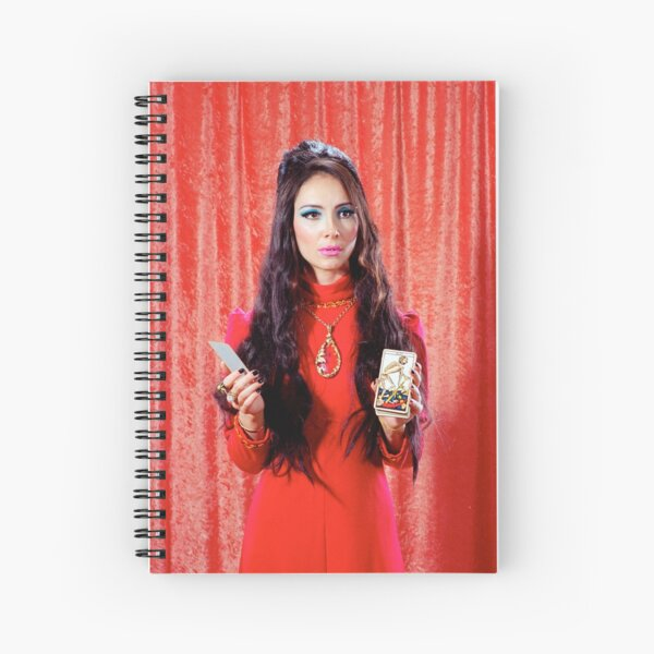 Elaine Parks - The Love Witch Spiral Notebook