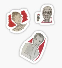 Peter Parker Sticker