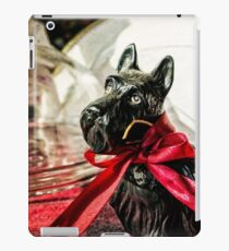 Scotties In The Window iPad Case/Skin
