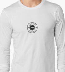 Cycling Portland Chain Ring Long Sleeve T-Shirt