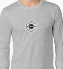 Cycling Portland Chain Ring Long Sleeve T-Shirt