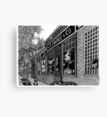Doyle's Cafe - Jamaica Plain - Boston Canvas Print