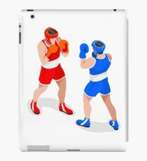 Boxe Athlete Boxing Sport iPad Case/Skin