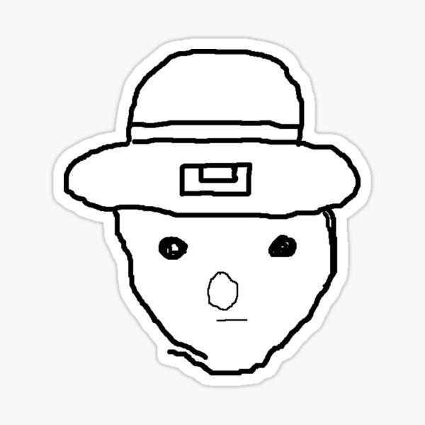 Leprechaun Alabama - Where Da Gold At Sticker