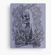The Haunter Metal Print