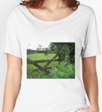 Rattery Gate Women's Relaxed Fit T-Shirt