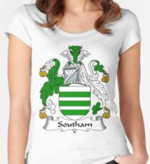 Southam Women's Fitted Scoop T-Shirt