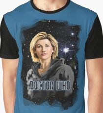 Doctor Who 13 Painting Graphic T-Shirt