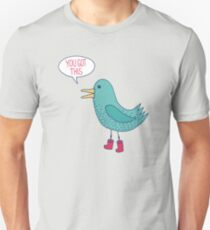 Emotional Support Duck T-Shirt