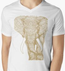 Elephant11 Men's V-Neck T-Shirt