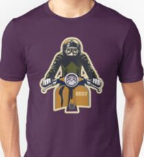 Cafe Scooter Racer T-Shirt