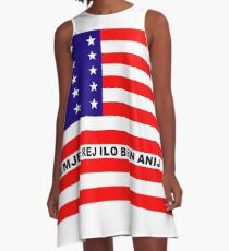 Bikini Atoll A-Line Dress
