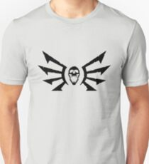 "Quake 2 ""Strogg"" Logo (Black) Unisex T-Shirt"