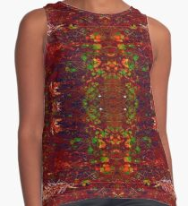 Abstract Wine Colour. Contrast Tank