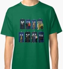 Doctor Who - The 14 Doctors Classic T-Shirt