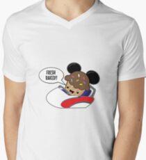 Matterhorn Muffin Men's V-Neck T-Shirt