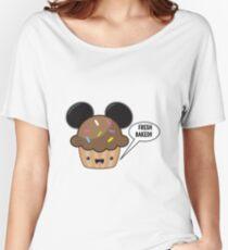 Frisches gebackenes Muffin Loose Fit T-Shirt