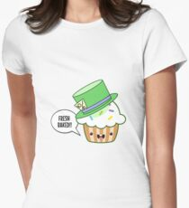 Mad Muffin! Women's Fitted T-Shirt