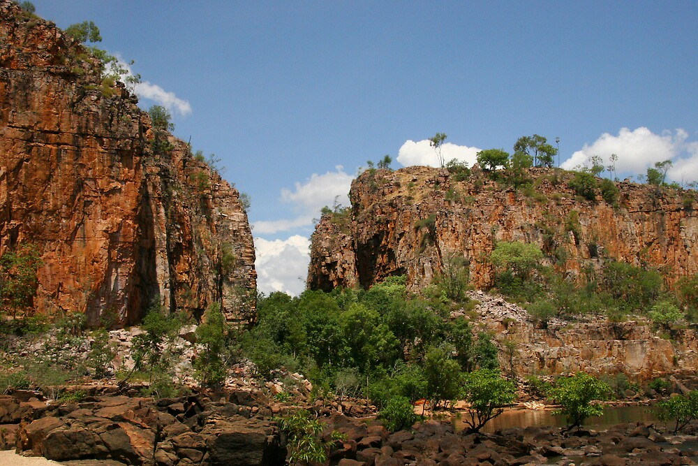 Katherine Gorge by Dave Law