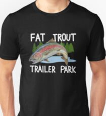 The Original FAT TROUT TRAILER PARK Shirt T-Shirt