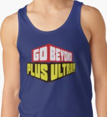 Go Beyond! Plus Ultra! Tank Top