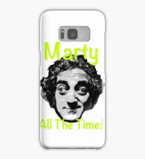 Marty All The Time! Samsung Galaxy Case/Skin