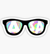 ASA Sticker